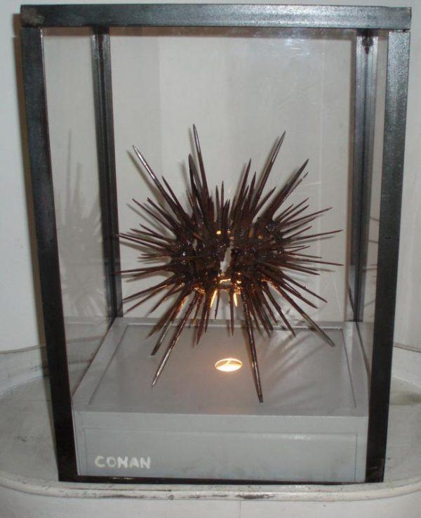 conan_oursinmetal